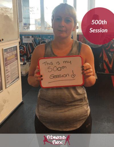 Emma 500th session