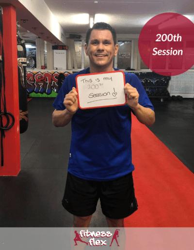 Matt 200th session