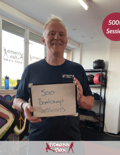 Rod 500th session